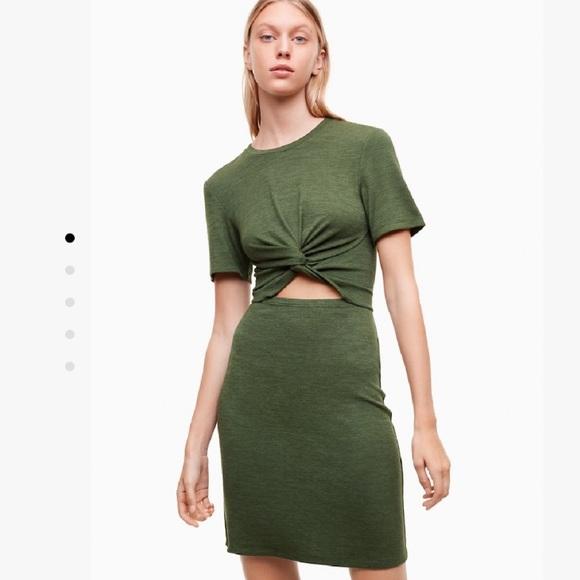 Aritzia Katz dress